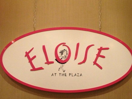 Elouise at the Plaza