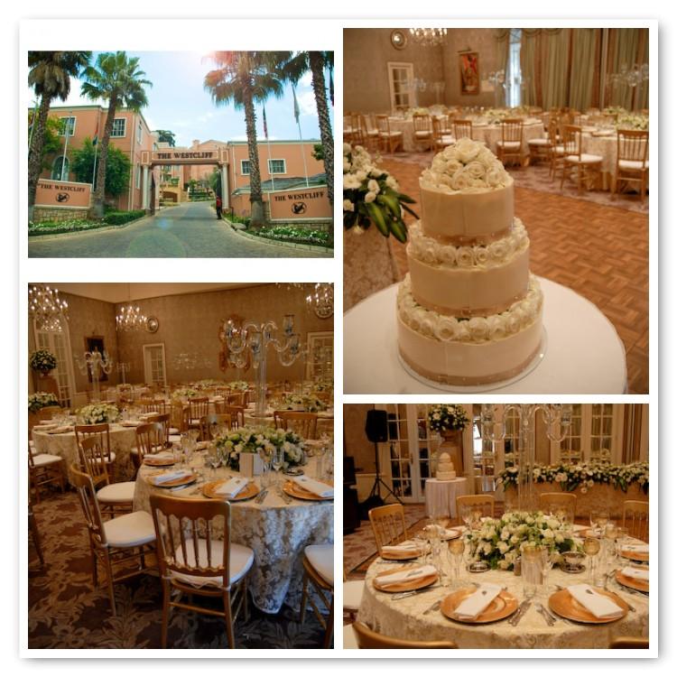 Westcliff - Wedding Decor