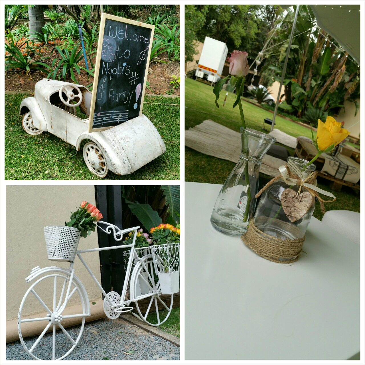 Bohemian Garden Party Decor – Splendid Experiences