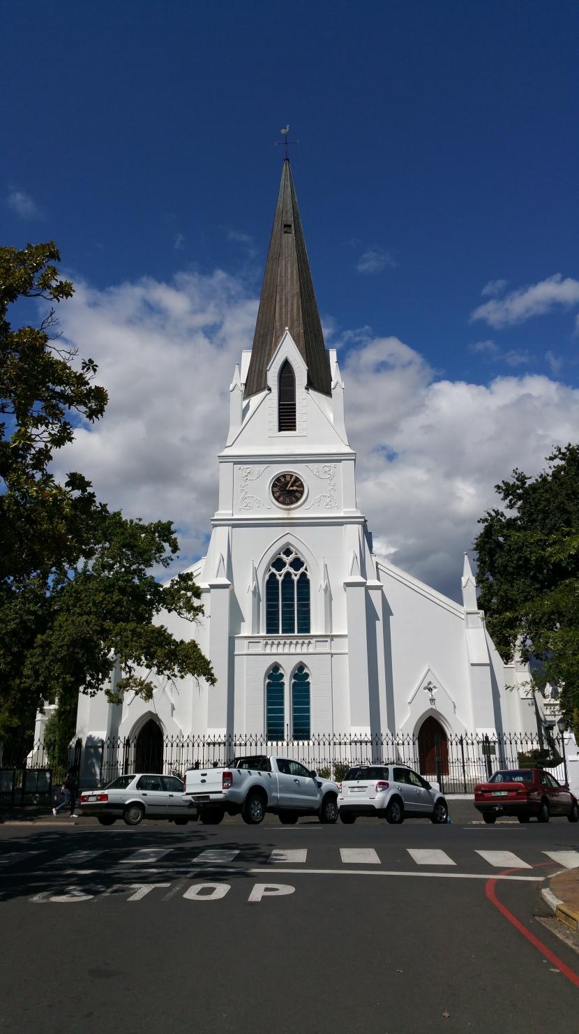 Stellenbosch – The Town Of Oaks#TBT