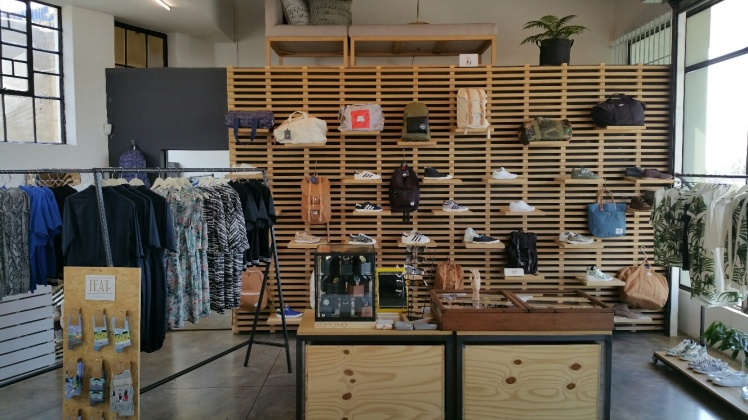 The Retail Space
